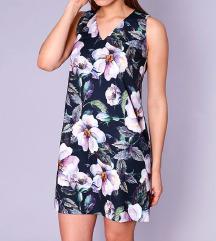 Click Fashion haljina sa cvetnim dezenom