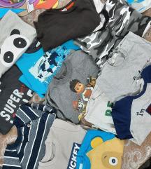 Lot preko 20 stvari za bebu decaka