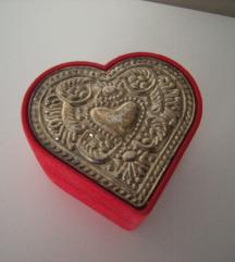 Kutijica za nakit Srce