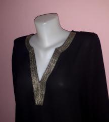 Crna bluza - nova