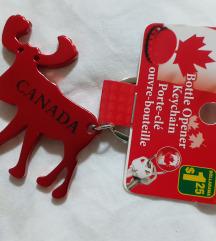 Ptivezak za kljuceve Canada