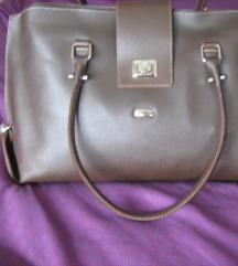 manual kozna velika torba