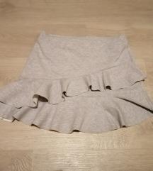 Zara suknja sa karnerima
