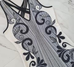 Sirena haljina nova vel 38