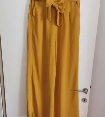 Zute letnje pantalone Novo