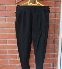 Zara pantalone pojas na lastis