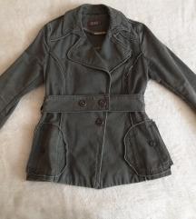 P.S. maslinasto zelena jakna