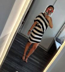 Baby Phat haljina na pruge