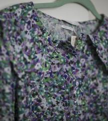 Akvarel floral Reserved bluzica, vel. 36