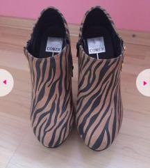 Cipele obuvene jednom
