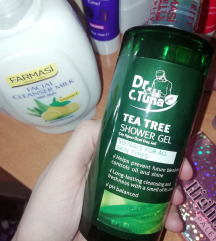 FARMASI DR TUNA TEA TREE GEL ZA TUSIRANJE