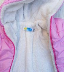 Skafander za devojcice 12 meseci 80