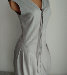 Siva sprtska haljina