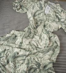 Reserved haljina u neznom floralnom printu