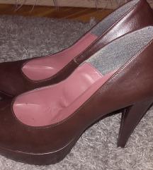 Braon cipele SNIZENJE