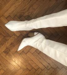 Kozne bele cizme