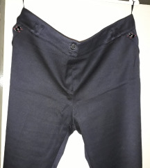 Teget elegantne pantalone %%%% 500 din