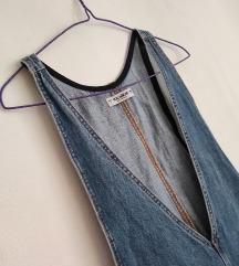 Pull & Bear dungaree dress 🌻
