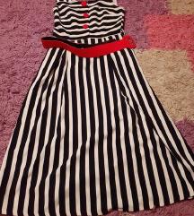 Pin-up haljina