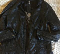 REZZ MILESTONE kozna jakna, JAGNJECA NAPA, XL