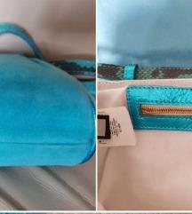 %21.900-Roberto Cavalli kožna torba, original