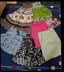 4 suknje i 2 haljine