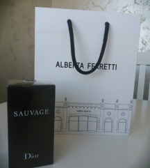 Dior Sauvage 100ml original NOVO
