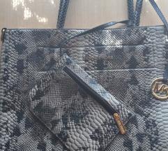 MK original ženska kožna torba