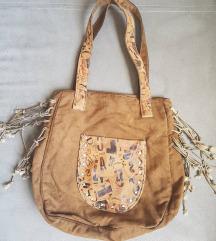 Braon torba sa resama