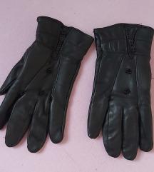 Kozne rukavice NOVO SNIZENO