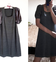 BCBGMAXAZRIA haljina (svila/kasmir)-Original
