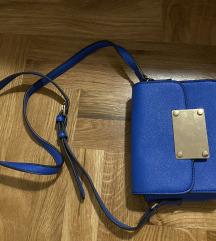 Plava torbica kao nova