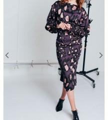TRAZIM Mona haljinu sa masnon
