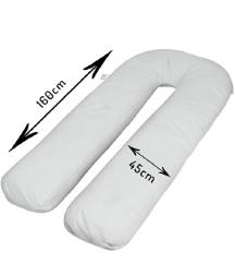 Jastuk GNEZDO(skoro nov)+2 jastucnice za njega
