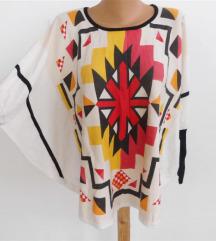 kardigan sa aztec dezenom