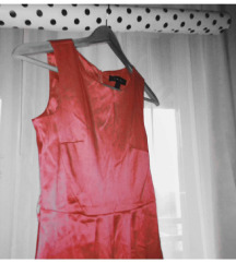 AMISU rouge red haljina