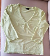 In Wear pistaći zelena viskozna bluza, original