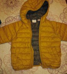Zara jaknice perjane 18,-24 meseca