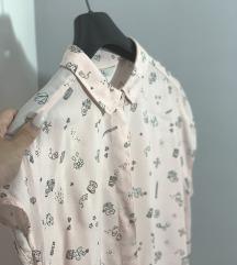 Roze košulja C&A