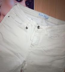 Bez pantalone - kao farmerke 7/8 duzina 34 XS