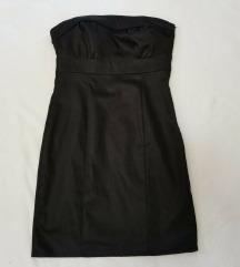 mala crna haljina H&M