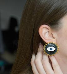 Nove veće minđuše - oči