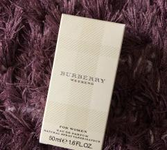 Burberry parfem 50ml  snižen na 3000