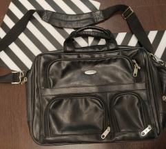 Original Samsonite torba za dva laptopa