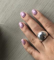 Pun prsten srebro