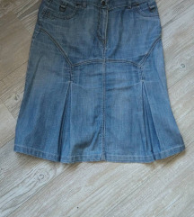 Teksas suknja, vel. 42