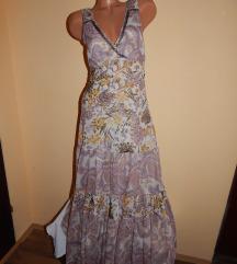Duga leprsava haljina