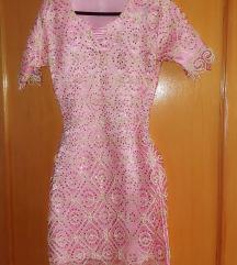 Svecana haljina sa strasom ULTRA POPUST sada 800!