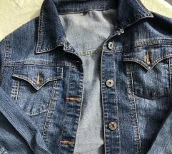 Teksas kratka zenska jakna