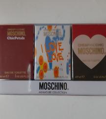 Mini parfemi Moschino
